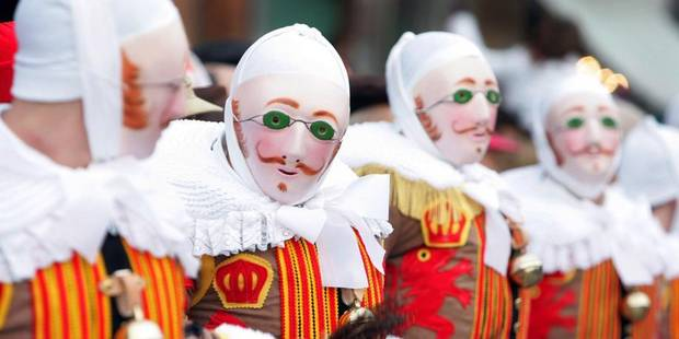 Un maton se déguise en détenu au Carnaval: Il est viré! - La DH
