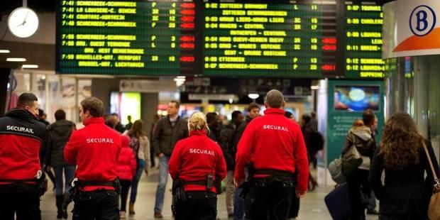 Grève des trains: le syndicat s'excuse, mais ce n'est pas sa faute - La DH