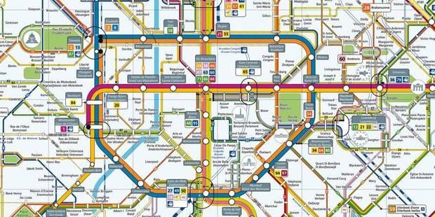 Le plan du réseau simplifié - La DH