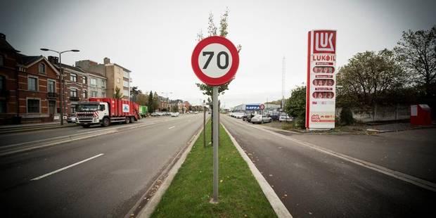 Boulevard dangereux à Herstal ? - La DH