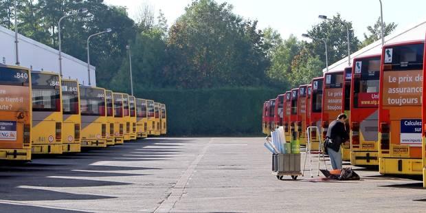 Les bus liégeois en grève dès le 12 novembre ? - La DH