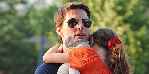 """Tom Cruise nie avoir """"abandonn�"""" sa fille Suri"""
