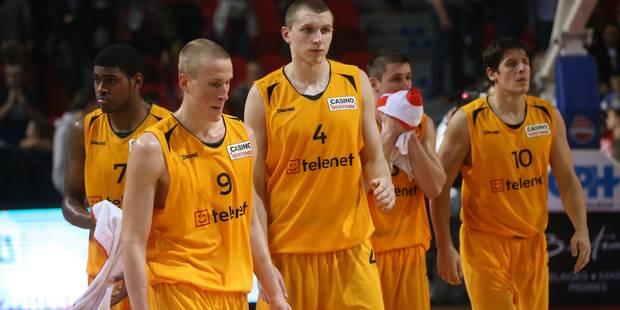 Ostende bat Zagreb, 4e défaite de rang pour Charleroi - La DH