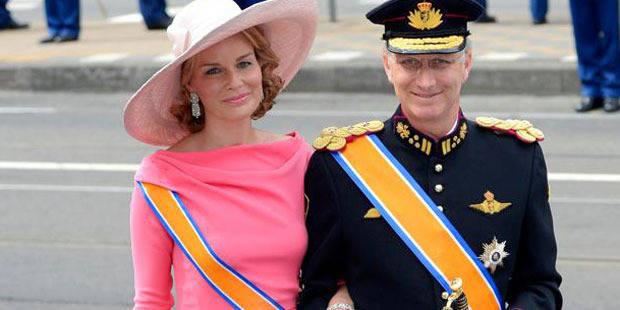 Couple royal: et maintenant, cap sur les Pays-Bas ! - La DH