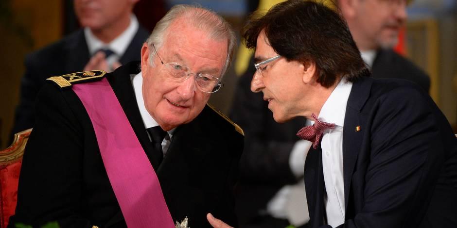 Dotation au roi Albert: Di Rupo ne veut rien changer au régime actuel