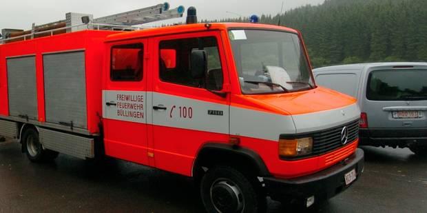 Les pompiers de Namur et Fosses-la-Ville fortement sollicités durant la nuit - La DH