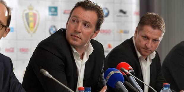 """Wilmots: """"Meunier peut devenir un grand back droit"""" - La DH"""
