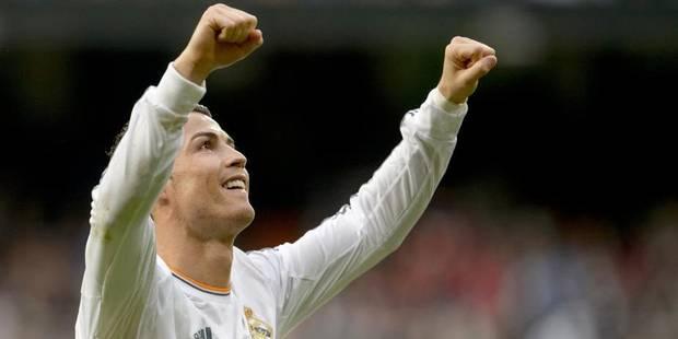 Liga: triplé de Ronaldo face à la Real Sociedad - La DH