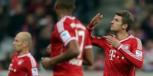 Bundesliga: le Bayern, sans Van Buyten, prend déjà le large - La DH
