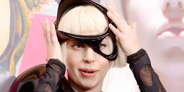 "Lady Gaga a lancé ""Artpop"" à New York - La DH"
