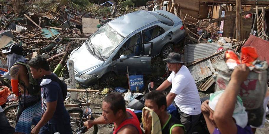 Philippines: les secouristes belges sur place