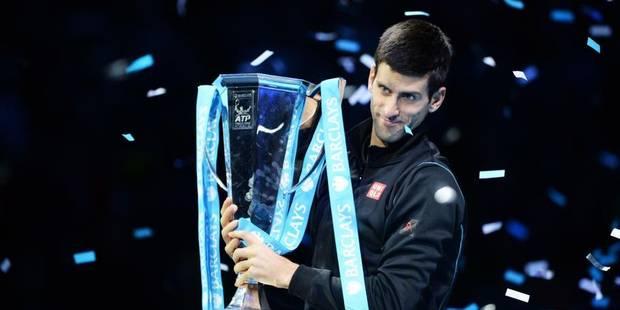 Londres : Djokovic remporte son 3ème Masters - La DH