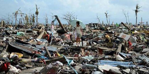 Des navires occidentaux vers les Philippines ravagées par le typhon
