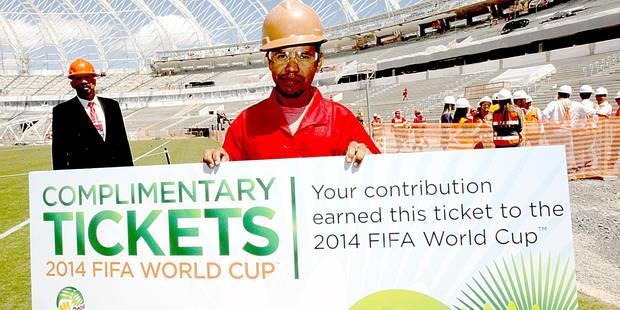 Coupe du Monde: 200.000 tickets vendus en 7 heures - La DH