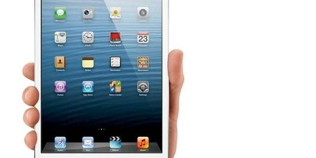 Apple met en vente son nouvel iPad mini - La DH