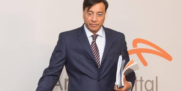 ArcelorMittal renonce à son action en justice contre la Région wallonne - La DH