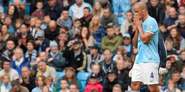 Manchester City cherche un remplaçant à Kompany - La DH