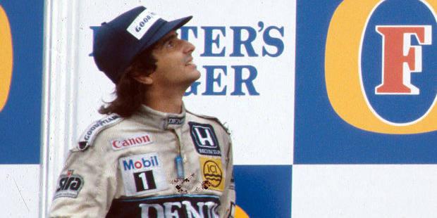 Nelson Piquet hospitalisé - La DH