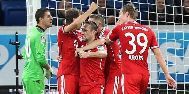 Le chiffre d'affaires record du Bayern Munich en 2012-2013 - La DH