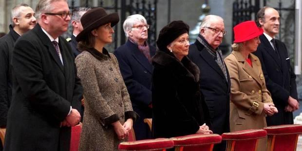 Un Te Deum sans manifestation nationaliste pour la Fête du Roi - La DH