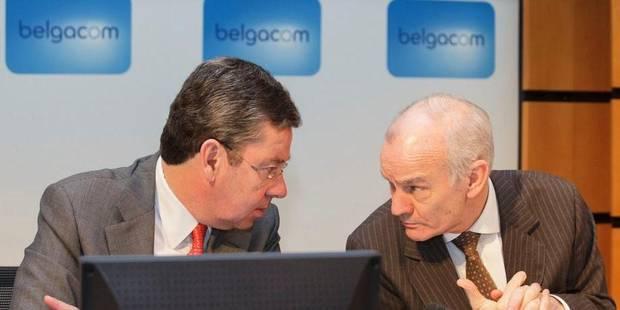 Bellens viré, Belgacom se dote de nouveaux patrons - La DH