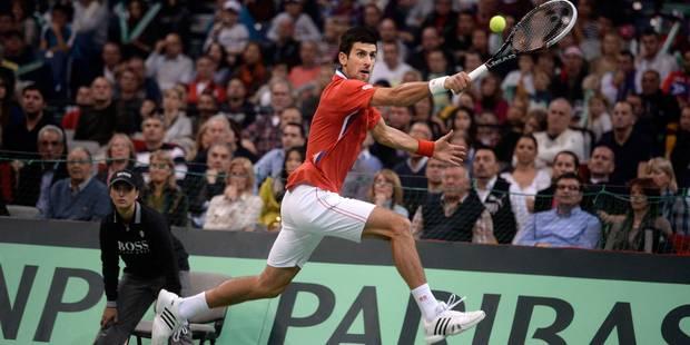Djokovic fait des tournois du Grand Chelem sa priorité pour 2014 - La DH