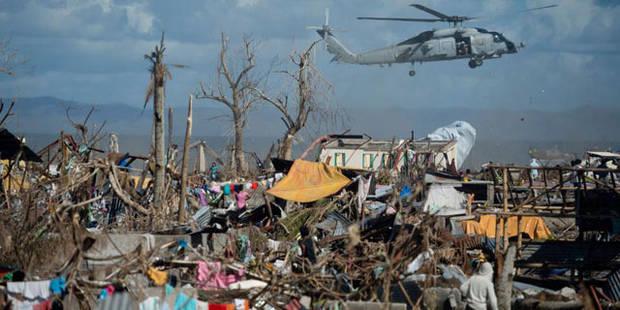 Super typhon Haiyan: 25 Belges signalés disparus - La DH