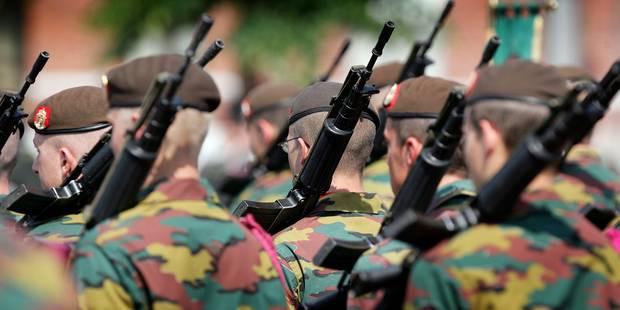 580 soldats à durée déterminée - La DH