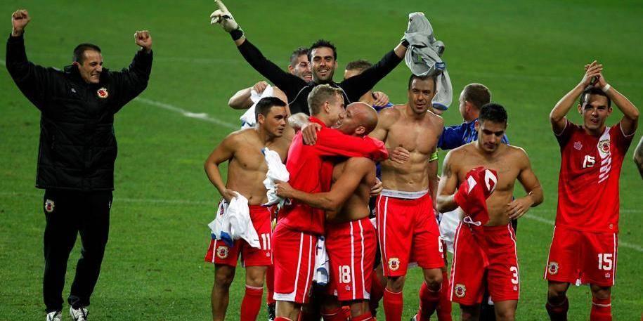 Gibraltar entre dans le football international sur un nul 0-0