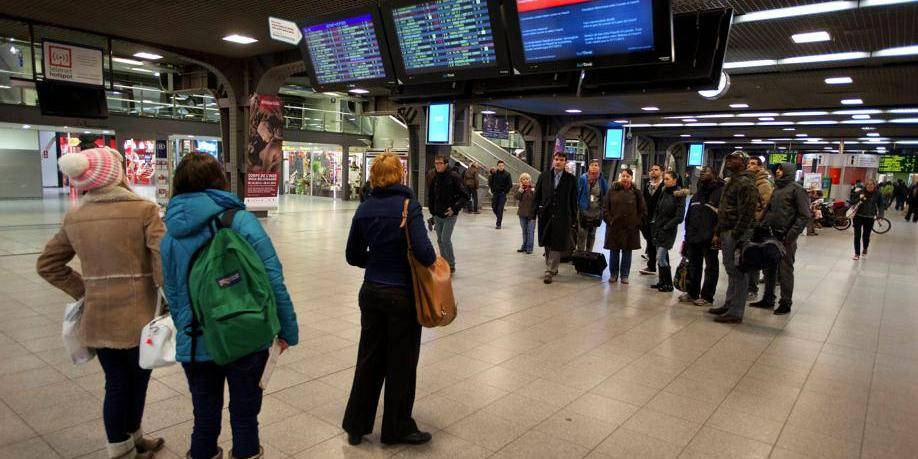 Bruxelles-Midi première gare du pays, Namur première gare wallonne