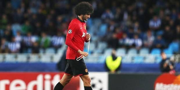 Fellaini, flop de la Premier League - La DH