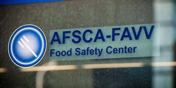 L'AFSCA trop laxiste ?