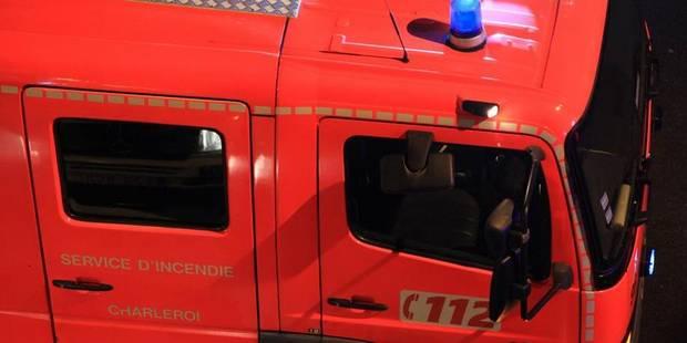 Incendie mortel à La Louvière - La DH