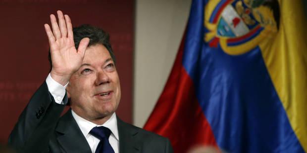 Colombie: le président Santos candidat à sa réélection en 2014 - La DH