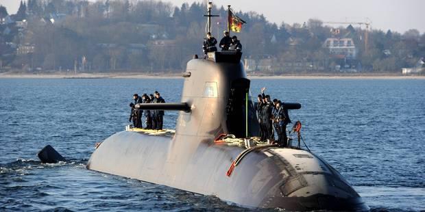 Un sous-marin allemand de la Seconde Guerre mondiale retrouvé au large de l'Indonésie - La DH