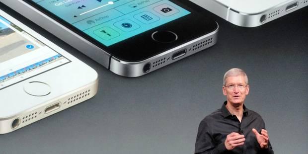 Base montre les dents face à Apple - La DH