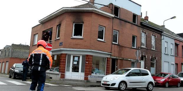 L'incendie qui a coûté la vie à deux personnes à La Louvière est d'origine criminelle - La DH