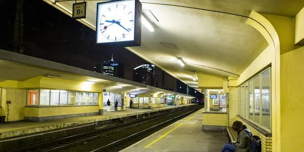 Pour diminuer les retards, la SNCB allonge le temps des trajets - La DH