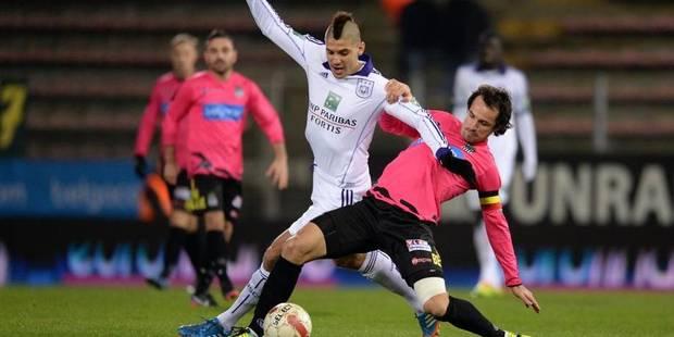 Charleroi remporte le duel des Sporting (2-1) - La DH