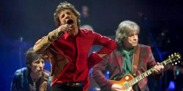 Mick Jagger, l'arrière-papy du rock - La DH