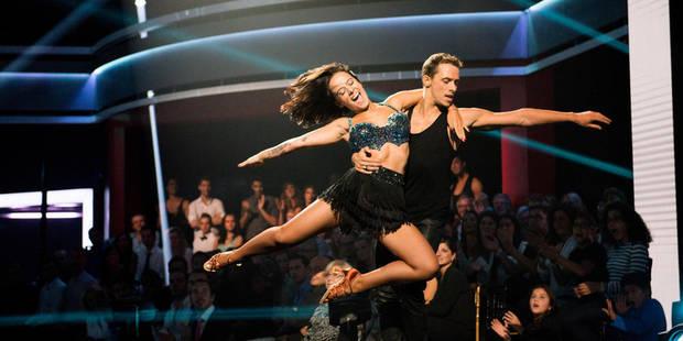 Alizée remporte Danse avec les Stars - La DH