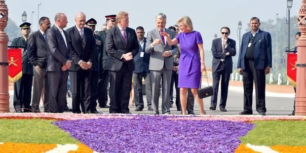 La mission économique belge entame ses rencontres en Inde - La DH