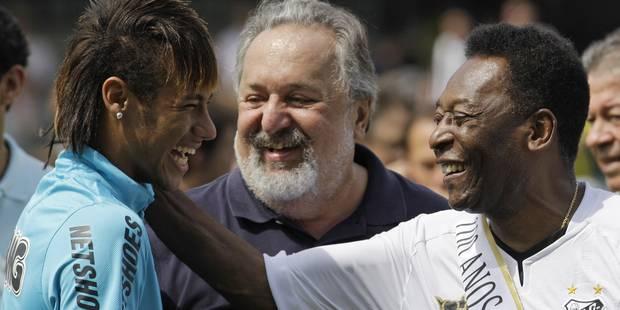 """Silence on tourne: le """"Roi Pelé"""" en finale pour Hollywood - La DH"""