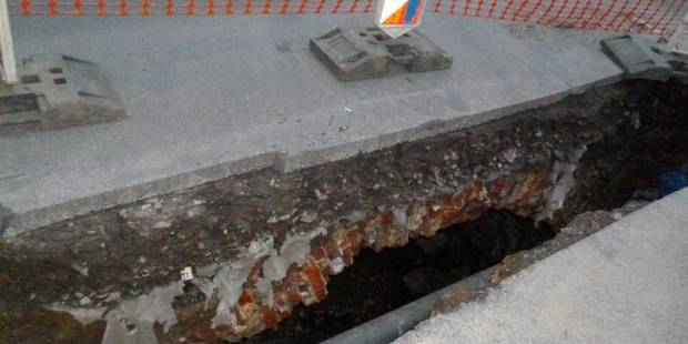 Ecaussinnes : un tunnel datant de plusieurs siècles découvert - La DH