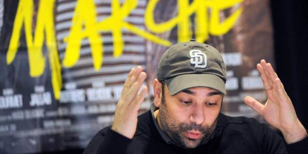 """Une chanson liée au film """"La Marche"""" fait bondir Charlie Hebdo - La DH"""