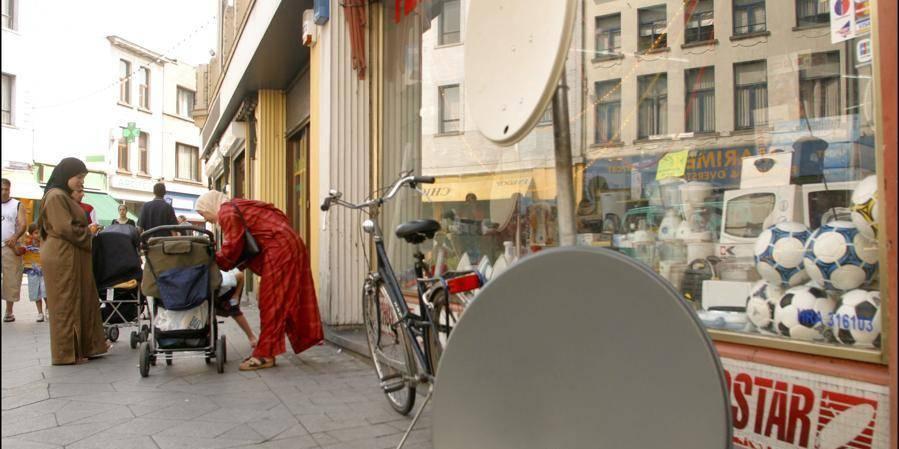 News: Immigration in Antwerp