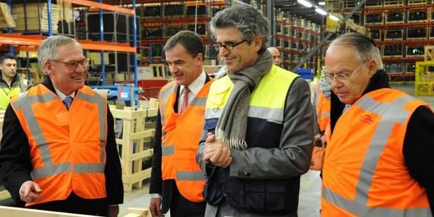 L'ambassadeur d'Allemagne en visite - La DH