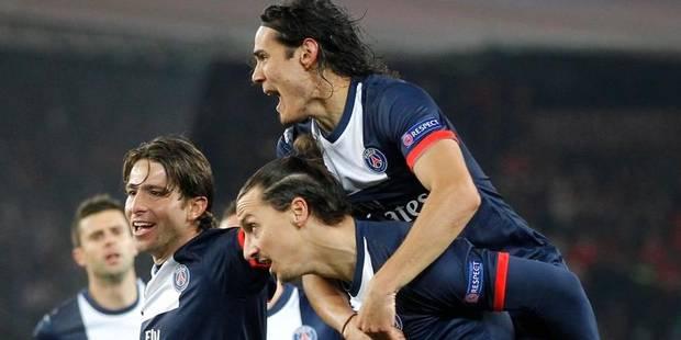 ManU, Real et PSG qualifiés, record pour le Bayern - La DH