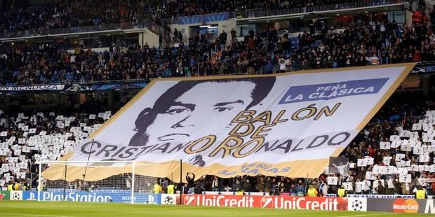 Santiago Bernabeu soutient Cristiano Ronaldo - La DH