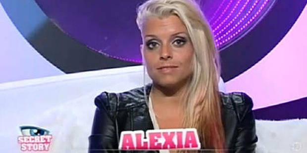 Alexia fait scandale - La DH